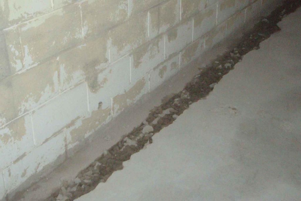 In These Circumstances, We Can Waterproof Your Basement From The Inside. We  Do This In A Similar Way To Exterior Waterproofing, Just Along The Inside  Of The ...